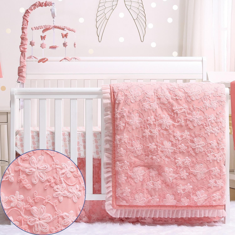 649e8ba015008 Audrey Crib Bedding Set