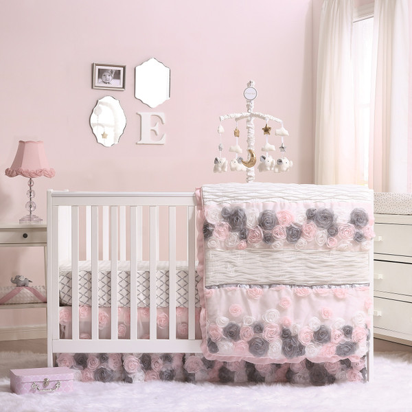 Colette Crib Bedding Set