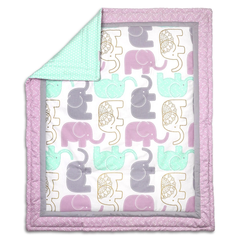 Crib Bedding Sets With Elephants