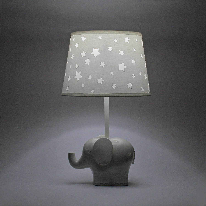 Elephant Starlight Lamp