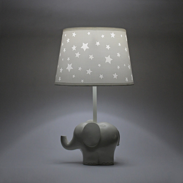 Elephant Starlight Lamp