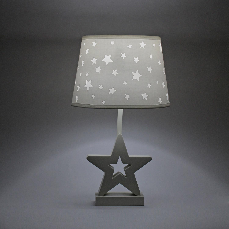 Star Cutout Lamp