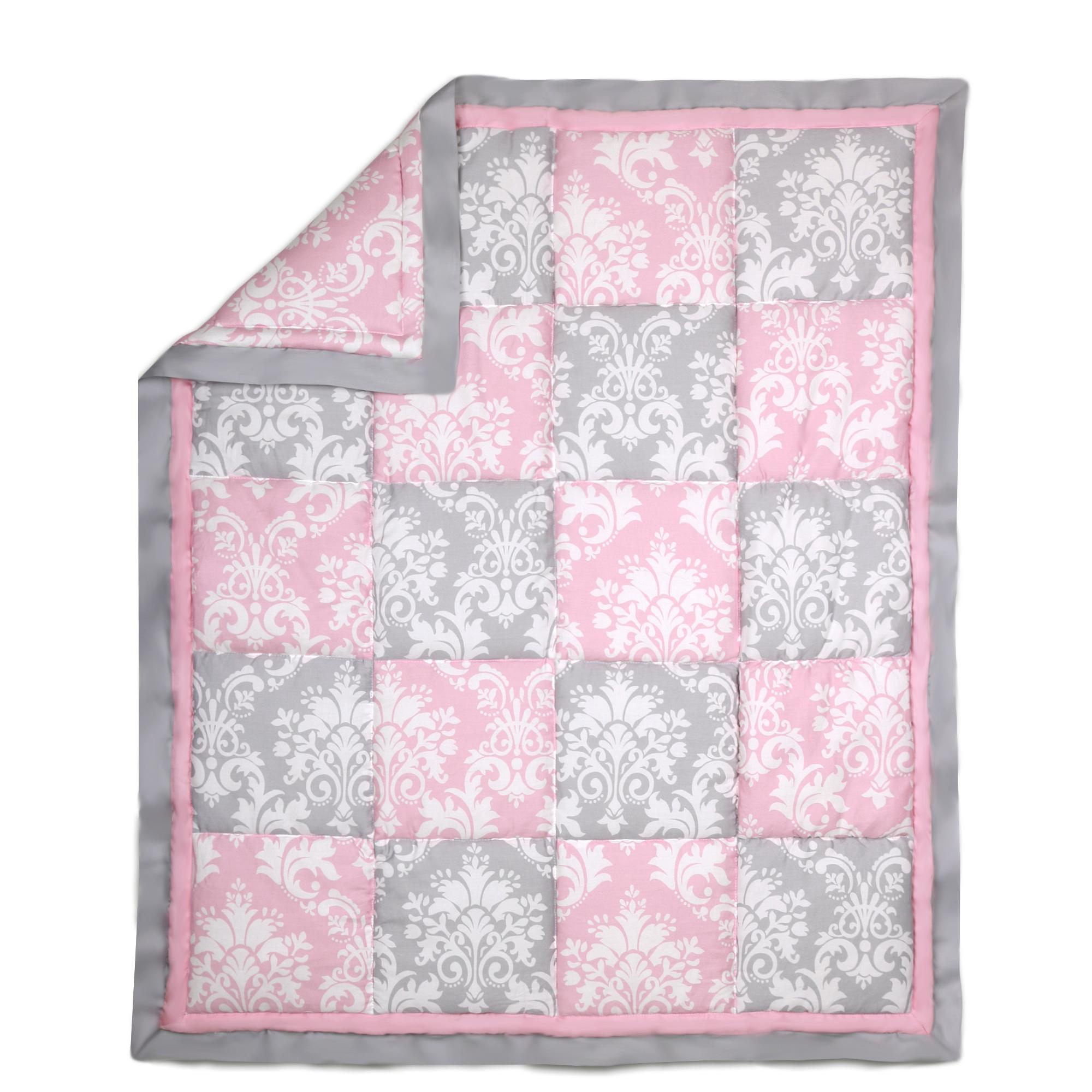 Theme: Damask : pink patchwork quilts - Adamdwight.com